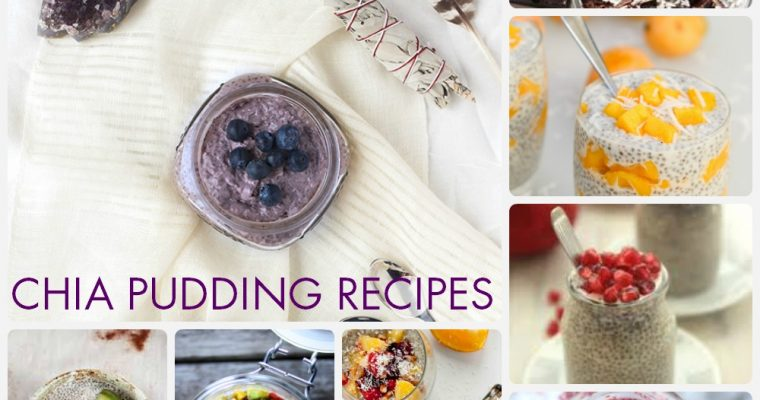 50 Most Delicious And Healthy Chia Seed Pudding Recipes