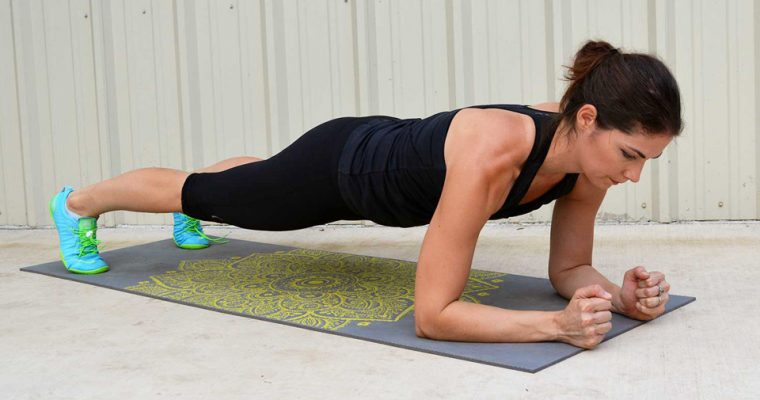 8  Core Workouts For The Attractive Body Shape