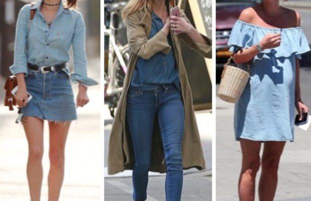 Celebrity Street Style of the Week: Alessandra Ambrosio, Olivia Palermo, & Nicky Hilton