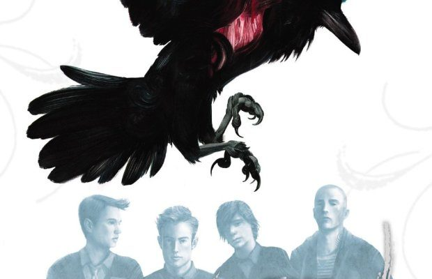 Book-Inspired Fashion: The Raven Boys by Maggie Stiefvater