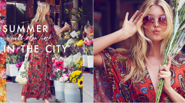 """Fashion Inspiration: Free People's """"Summer in the City"""" Lookbook"""