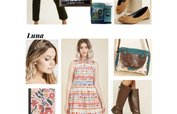 3 Back-to-College Outfit Ideas Inspired by the Girls of Harry Potter