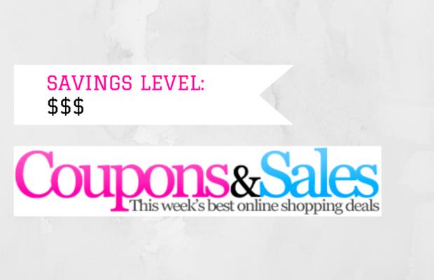 Coupons & Sales: Week of 9/29/17