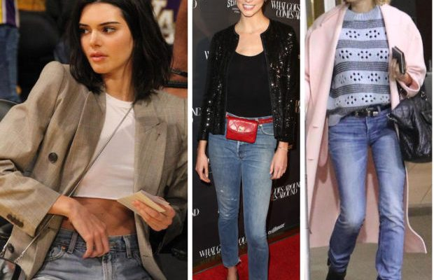 Celebrity Street Style of the Week: Kendall Jenner, Karlie Kloss, & Diane Kruger