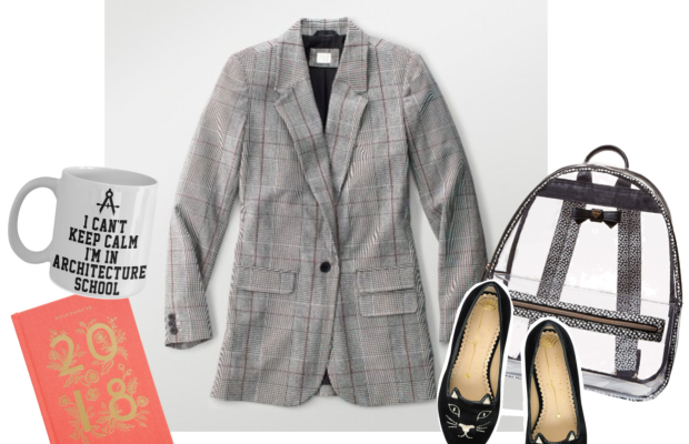 You Need this Blazer for Class (and Work, and that Dinner Date…)