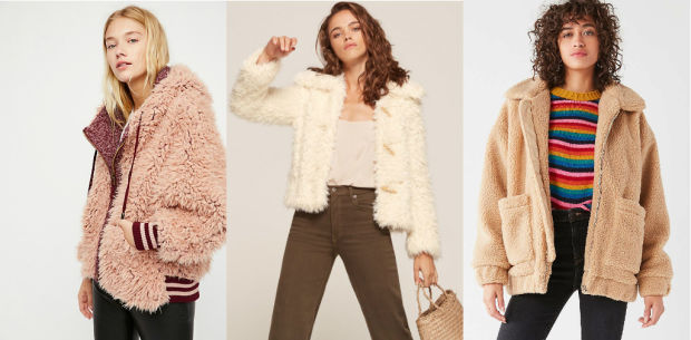 Would You Wear… a Teddy Coat?