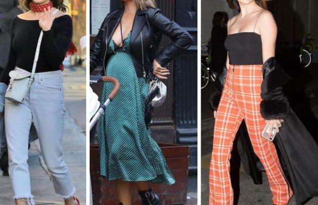 Celebrity Street Style of the Week: Maisie Williams, Chrissy Teigen, & Bailee Madison