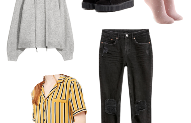 Class Outfit Inspo: 5 Easy Outfits We'd Totally Wear to Lecture