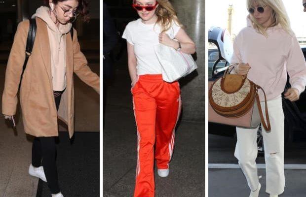 Celebrity Street Style of the Week: Sarah Hyland, Dakota Fanning, & January Jones