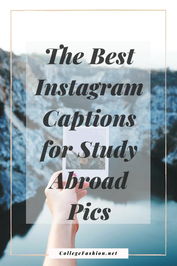 The Best Instagram Captions