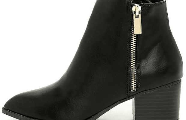 Stop Everything: We Found the Perfect Black Ankle Boots