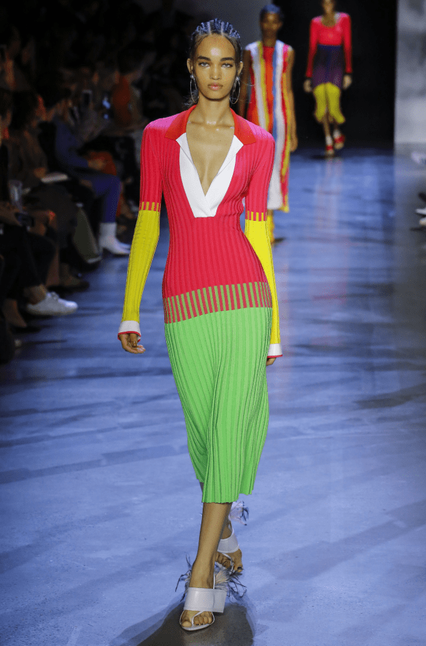 How To Achieve This High Fashion Trend On A Budget Neon Fashion