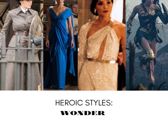 Heroic Styles: Wonder Woman