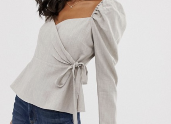 How to Achieve *THIS* High Fashion Trend on a Budget: Puff Sleeves