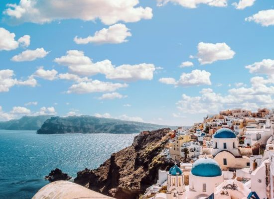 Dressing for Dream Destinations: Greece