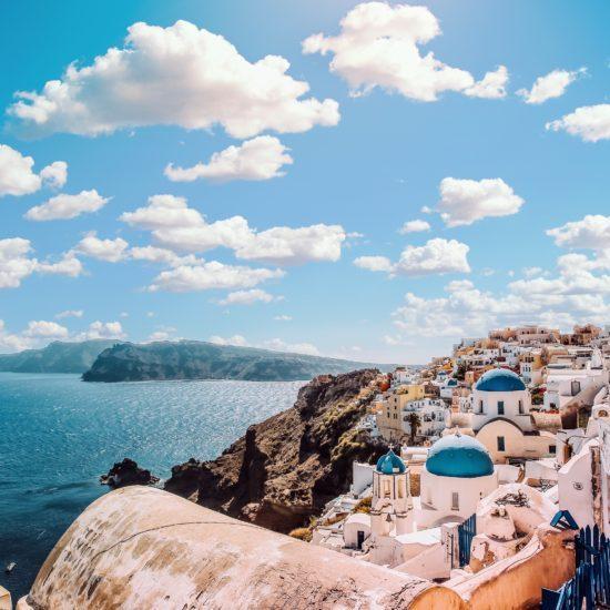 Dressing for Dream Destinations: Greece