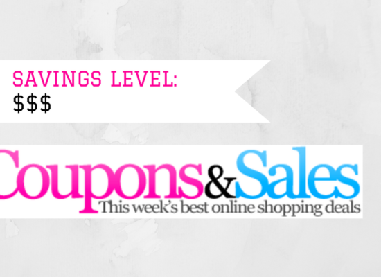 Coupons & Sales: Week of 2/22/19