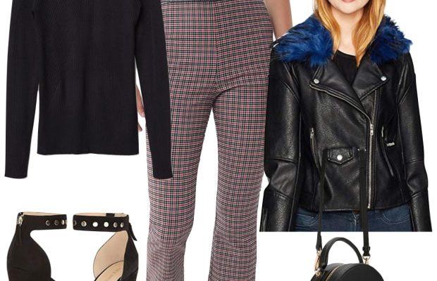 How to Style Your Plaid Pants Like a Celeb